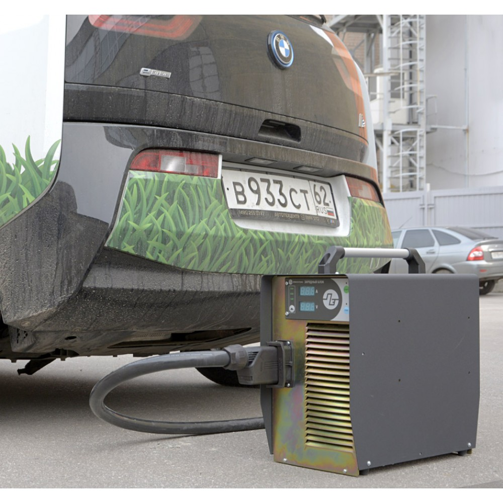 Charging station for electric vehicles 25kW (Chademo)