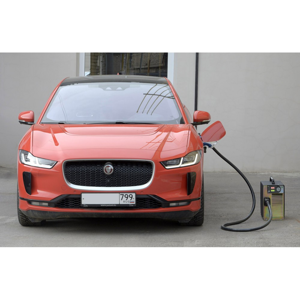 Charging station for electric vehicles 25kW (CCS)