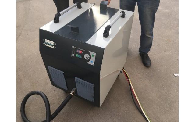Завершены испытания новой мобильной зарядной станции 50кВт Chademo