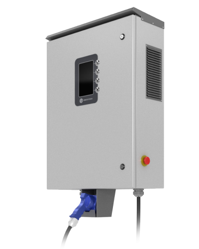 Chademo standard charging Station